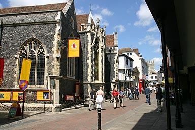 Canterbury Tour - St. ...
