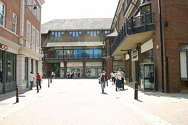 Canterbury tour british home stores for British house store